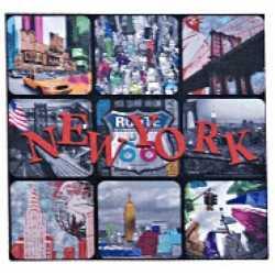 CUADRO CUIDAD NEW YORK