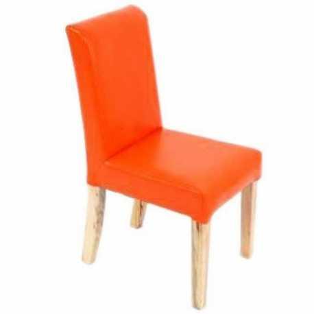 Conjunto 2 sillas infantil Otto Naranja