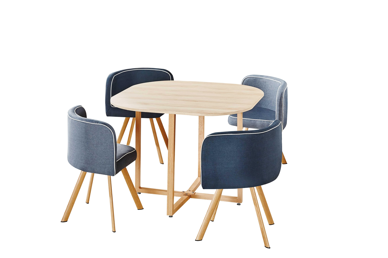 Mesa plegable sillas incorporadas for Mesa plegable sillas incorporadas