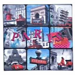 CUADRO CUIDAD PARIS