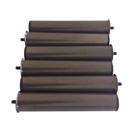 Conjunto 6 patas para bases tapizadas